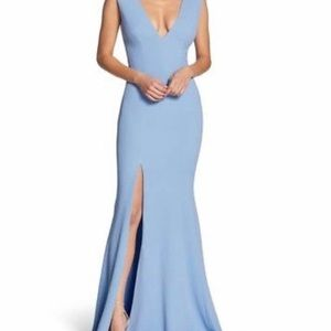 Dress the Population Slit Dress
